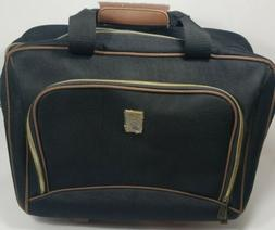 "LONDON FOG 15"" Wheeled Carry On Luggage Style #7200 ~ Weeken"