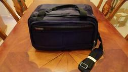 "SAMSONITE 18"" INCH DUFFLE BAG Luggage CARRY ON Color BLACK"