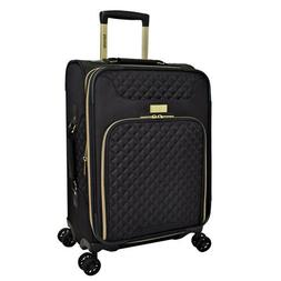 kensie 20 INCH LUGGAGE EXANDABLE ROLLING CARRY-ON SOFT SIDE