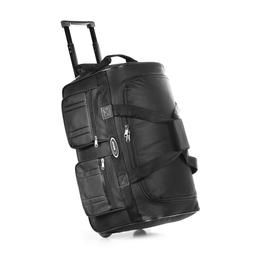 "20"" Rolling Wheeled Duffle Bag Tote Carry On Travel Suitcase"
