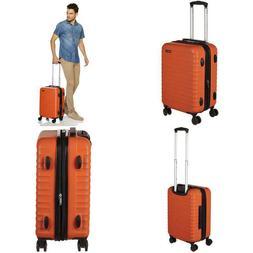 amazonbasics hardside spinner luggage 20 inch carry