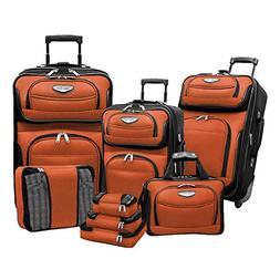 Amsterdam II 8-piece Luggage Set