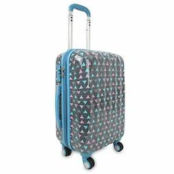 J World New York Art Polycarbonate Carry-On Luggage Sprinkle