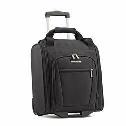 Samsonite Ascella Wheeled Underseat Carry On Luggage Black