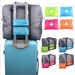 Big Foldable Travel Storage Luggage Carry-on Organizer Hand