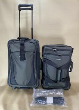 Briggs & Riley Transcend Transformable Upright Carry On Lugg