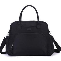 Lily & Drew Carry On Weekender Overnight Travel Shoulder Bag