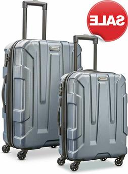 Samsonite Centric 2 Piece Expandable Hardside Spinner Luggag