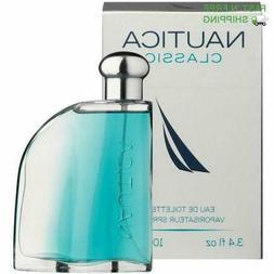 Nautica Classic for Men fragrance by Nautica 3.4 oz 100ml ED
