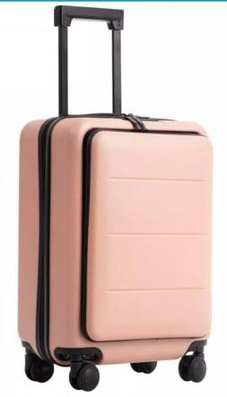COOLIFE Luggage Suitcase Piece Set Carry On ABS+PC Spinner T