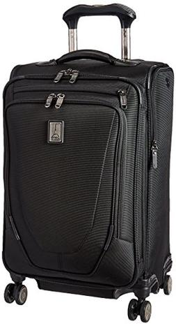 "Travelpro Crew 11 21"" Carry-On Expandable Spinner Suitcase w"
