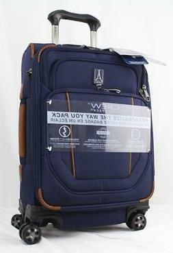 """TRAVELPRO CREW VERSAPACK 19.5"""" GLOBAL SPINNER CARRY ON SUITC"""