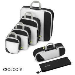 Gonex Cube Travel Clothes Storage Bags Luggage Organizer Pou