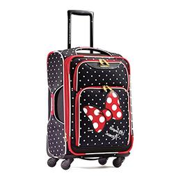 American Tourister Disney Minnie Mouse Red Bow Softside Spin
