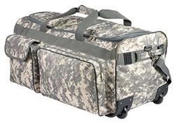 Duffle Bag - Military Expedition With Wheels, ACU Digital Ca