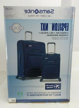 Samsonite Epsilon NXT Softside Spinner Travel Luggage 2-Piec
