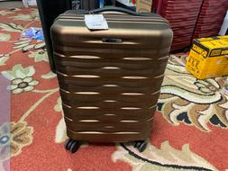 Hartmann Excelsior Gold Carry-on Spinner Suitcase Luggage Po