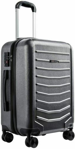 CarryOne Expandable Luggage 21 Inch Carry on Luggage Travel