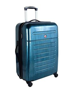 """Swiss Gear Extravagance 28"""" Hard Side 4-Wheeled Expandable L"""