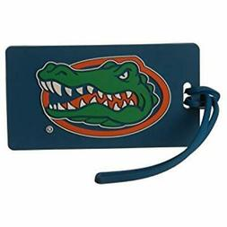 FLORIDA GATORS NCAA PVC LUGGAGE TAG Sports Fan Luggage Tags