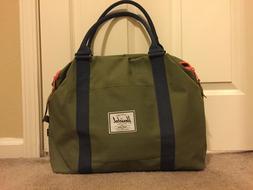 Hunter Green Herschel Laptop/Carry-On Bag
