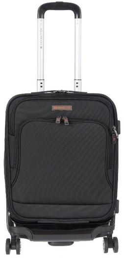 Air Canada Hybrid Hard/Soft Carry-On Spinner Luggage 22 inch