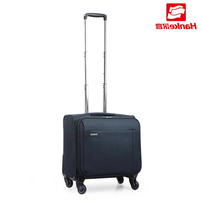18 rolling carry on luggage case h8020
