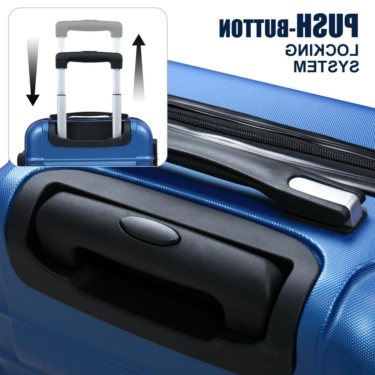 """20"""" Luggage Nested Trolley Travel"""