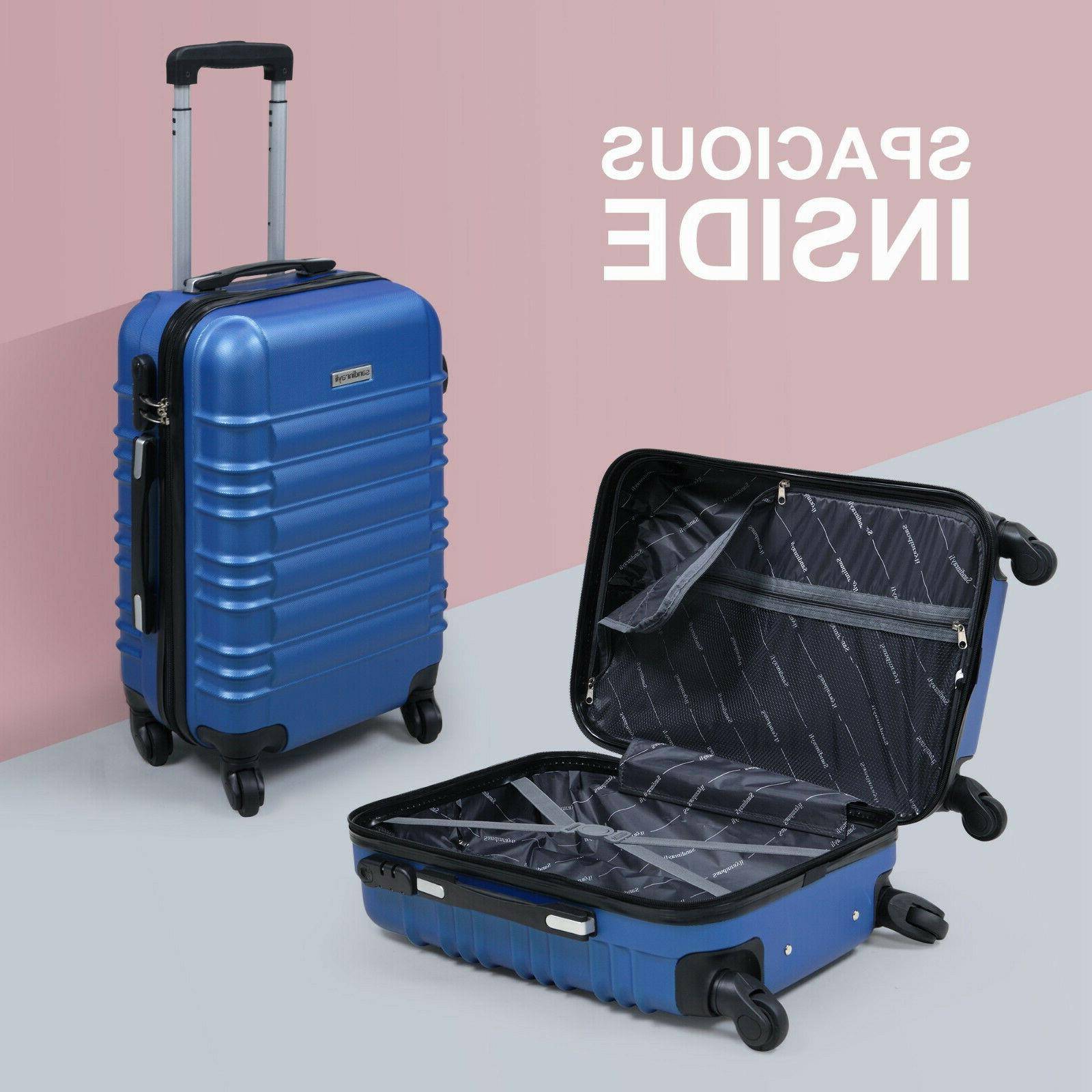 """20"""" ABS Carry Trolley"""