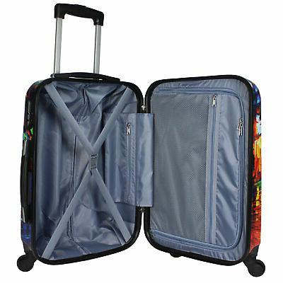 World Hardside Spinner Luggage - Nights