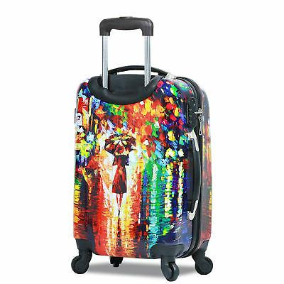 World Carry-On Hardside Spinner Set - Paris