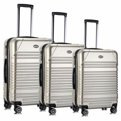 20'' Luggage Carry On Locks Lightweight Spinner Wheels