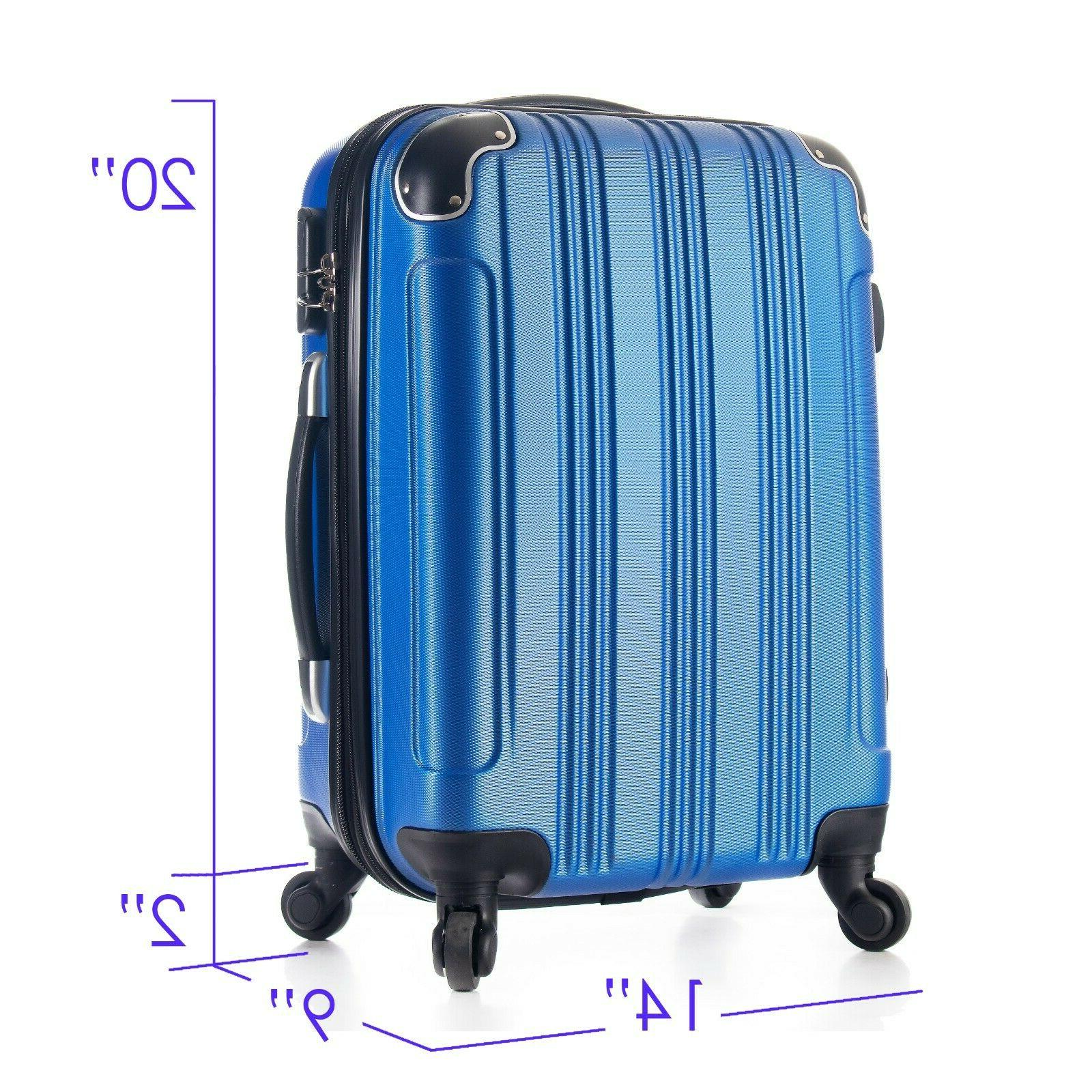 Carry on Travel Lightweight Hard