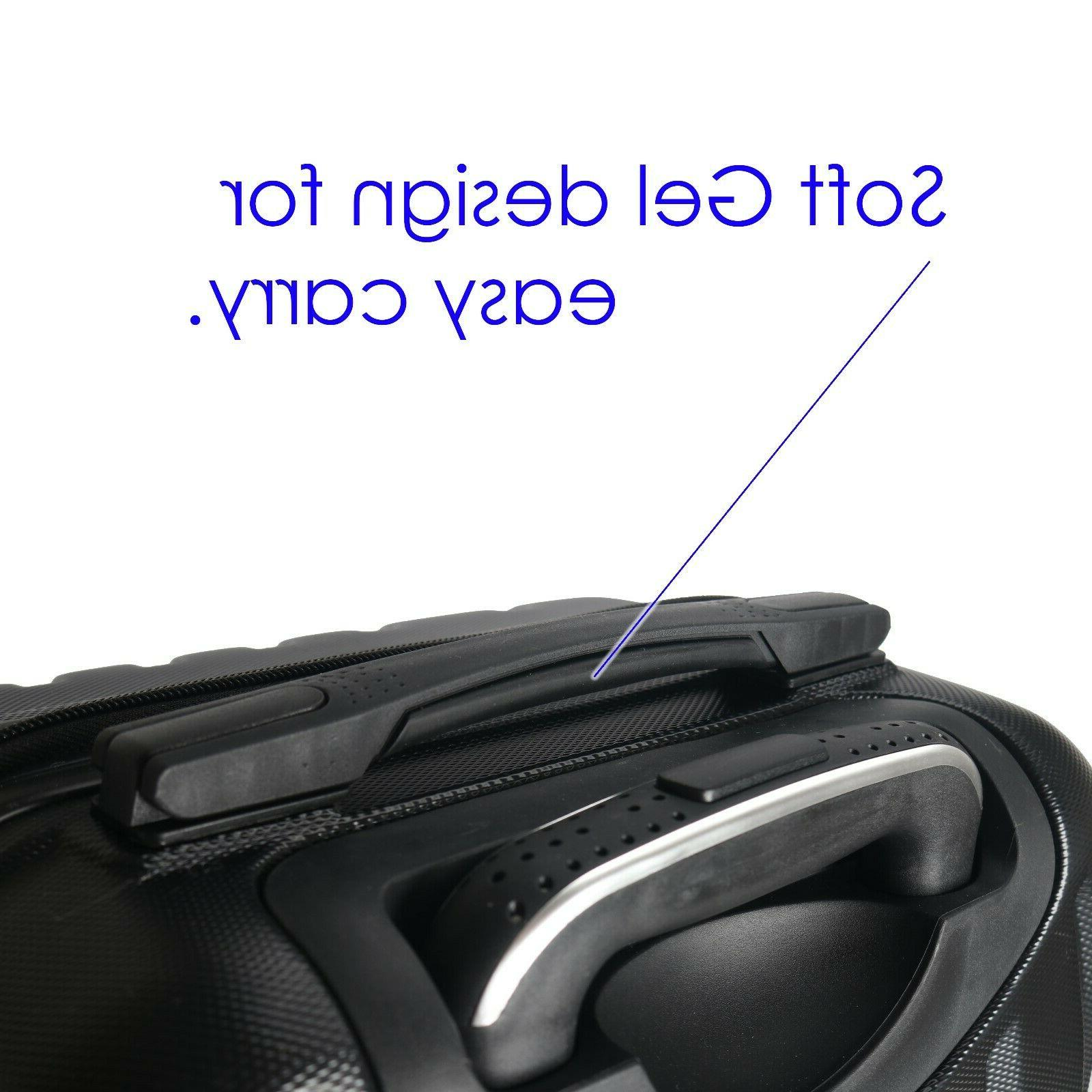 "22"" Carry Luggage Spinner Hard Shell"