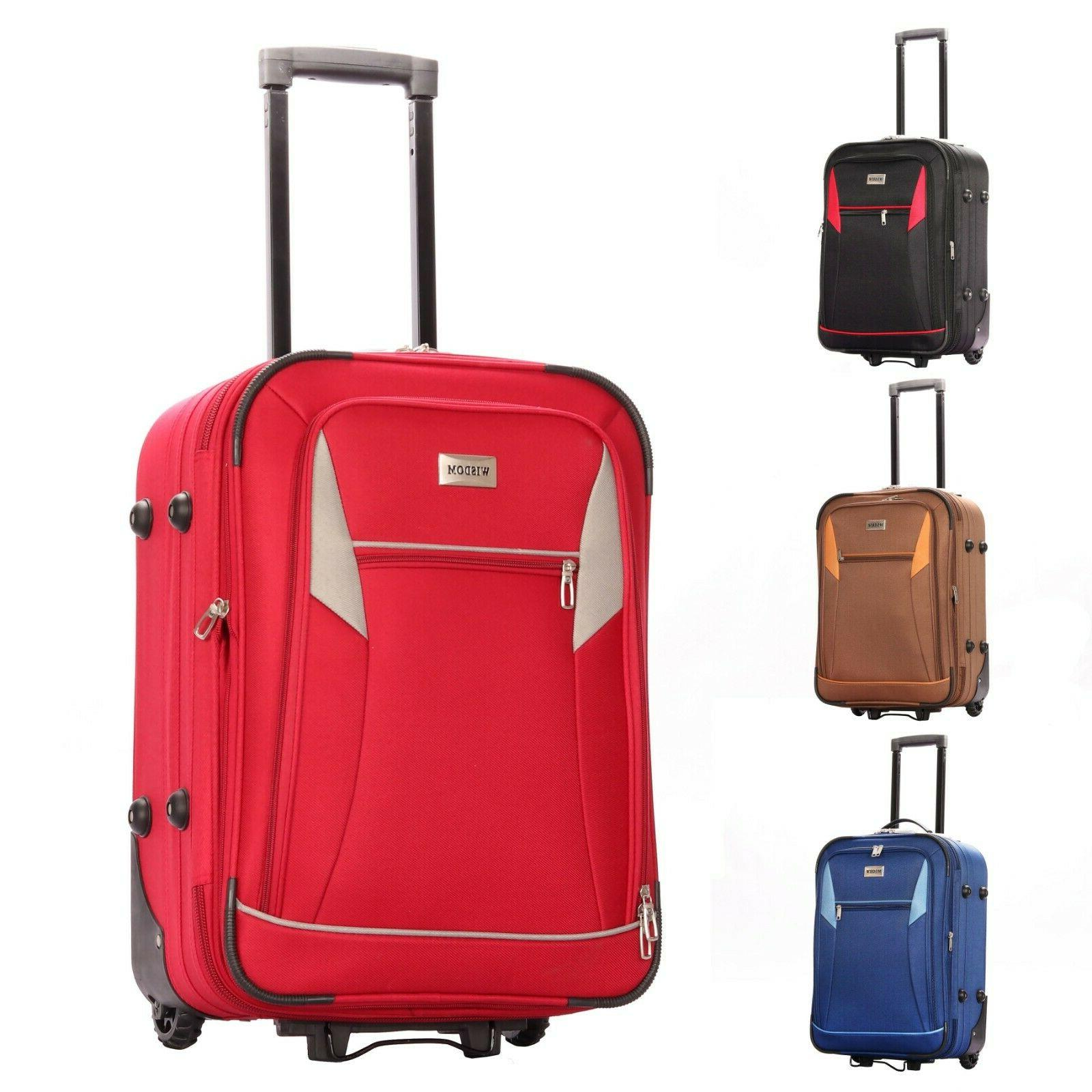 22 spinner carry on luggage hard lightweight