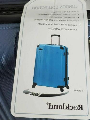 "New Spinner On Suitcase 20"" Hardcase"