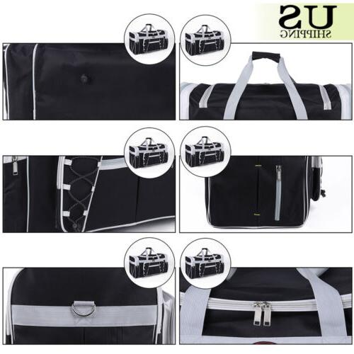 "26"" Waterproof Travel Gym Sport Duffle Carry"