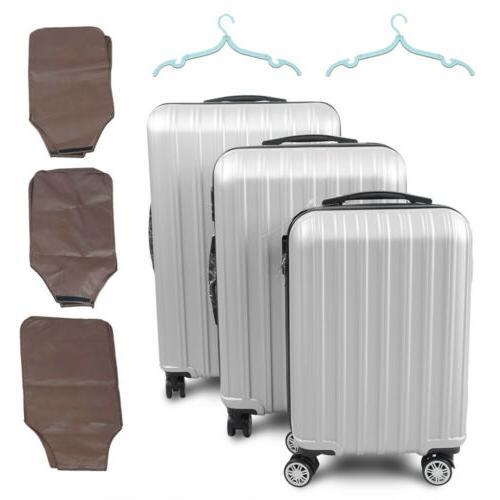 3PC 4PC Travel Luggage Hardshell Business Trolley
