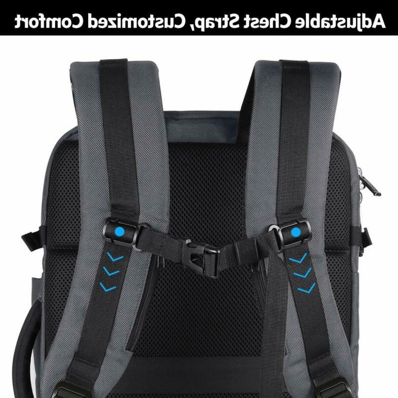 Inateck 40L Backpack, Flight Approved Luggage Backpack,