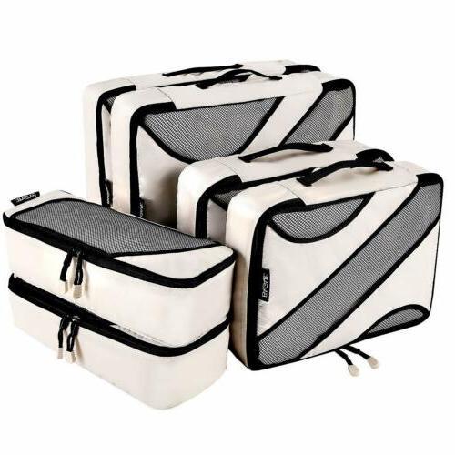 Bagail Set Cubes,3 Various Luggage