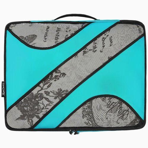 Bagail Set Packing Cubes,3 Various Travel Luggage Packing