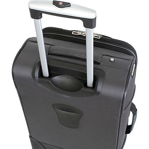 "SwissGear Gear 21"" Carry-On -"