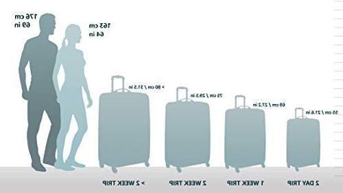 Samsonite Carry Luggage Teal
