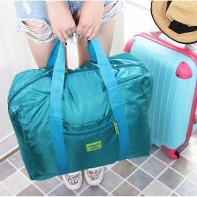 Big Foldable Luggage Carry-on Shoulder Duffle Bag