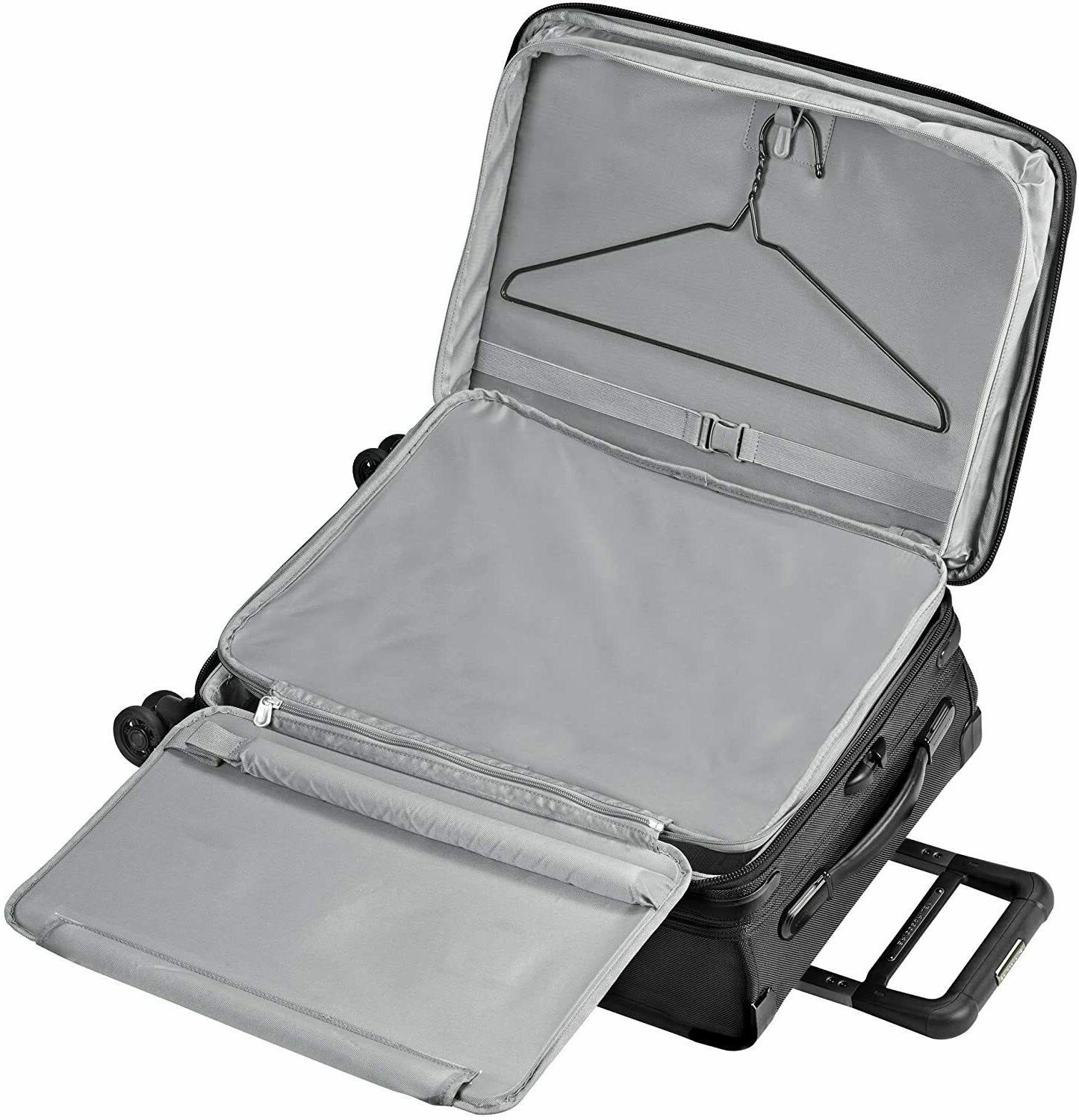 Briggs Riley Baseline Carry-On Expandable 22 4 wheel