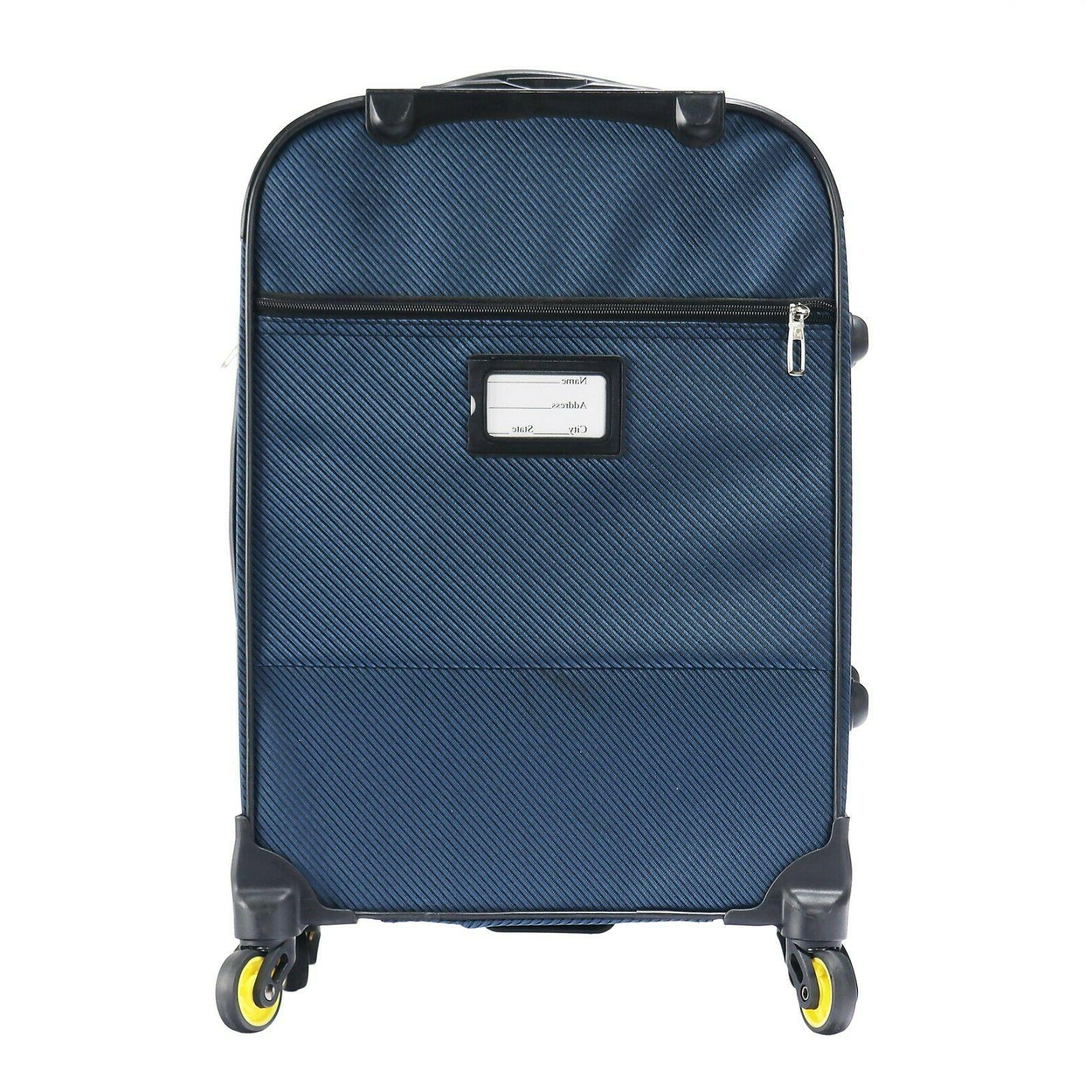 Travel Lightweight Expandable Black