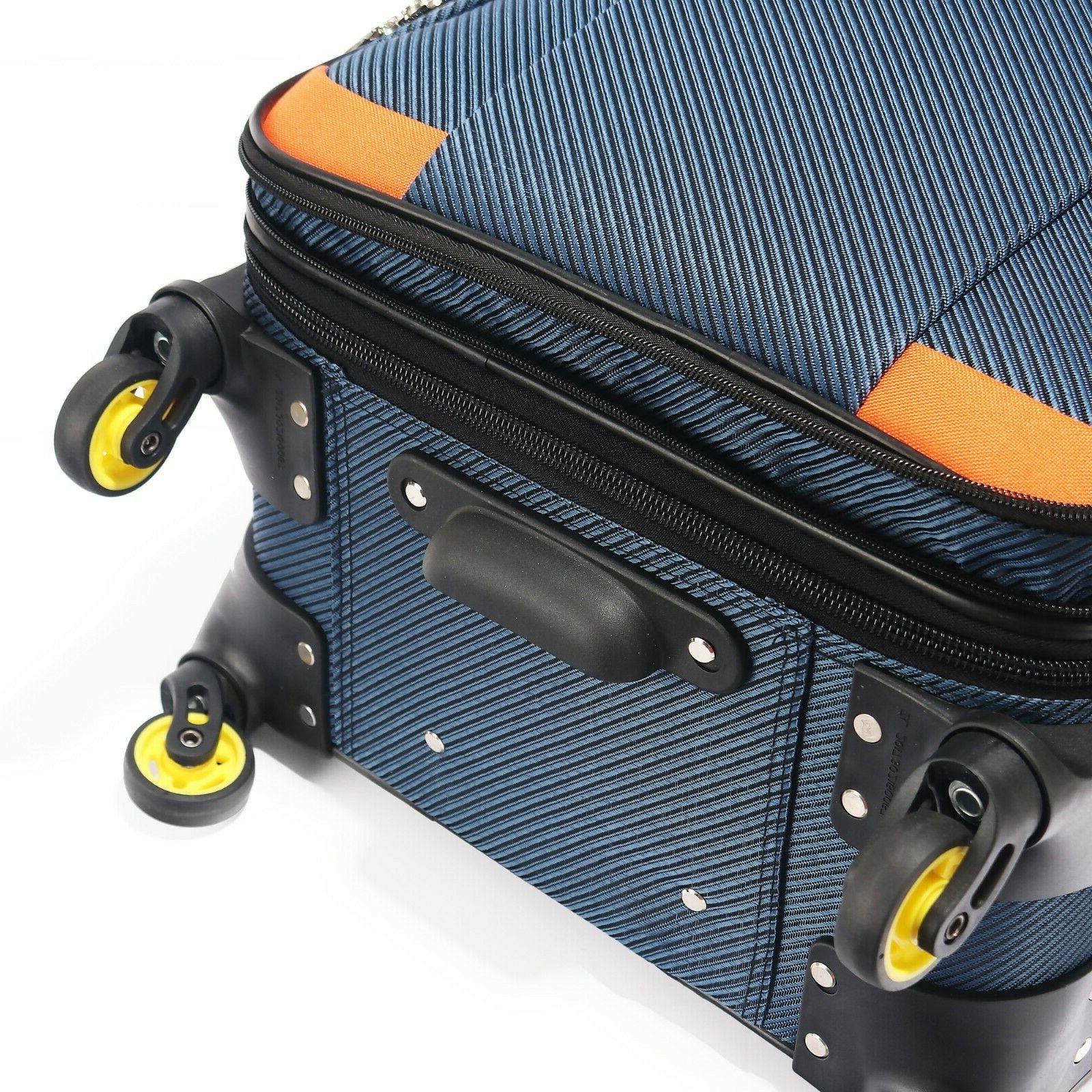 Carry Travel Lightweight Rolling Expandable