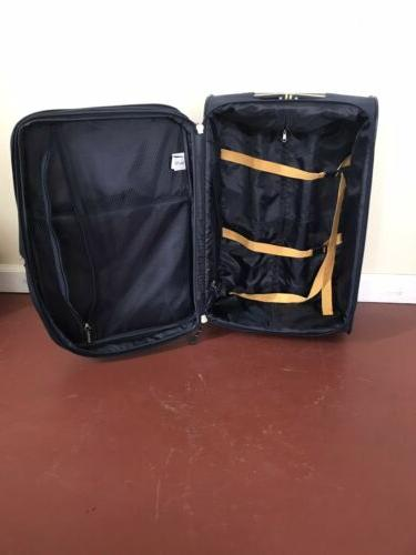 Nautica Carry On Rolling Luggage