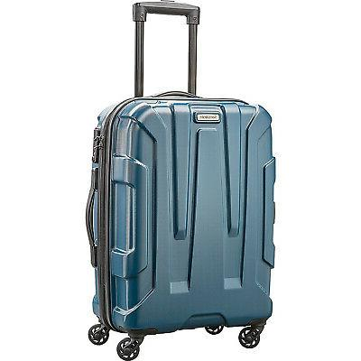 centric expandable hardside carry on luggage