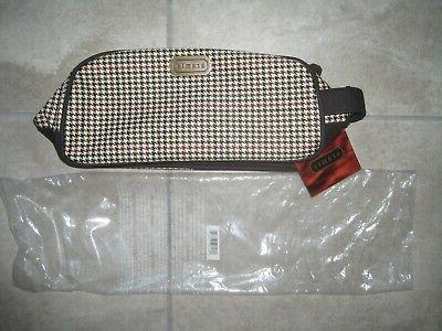 cologne houndstooth toiletry toiletries carry on travel